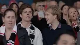 - Excuse me, boys. - You faggot!