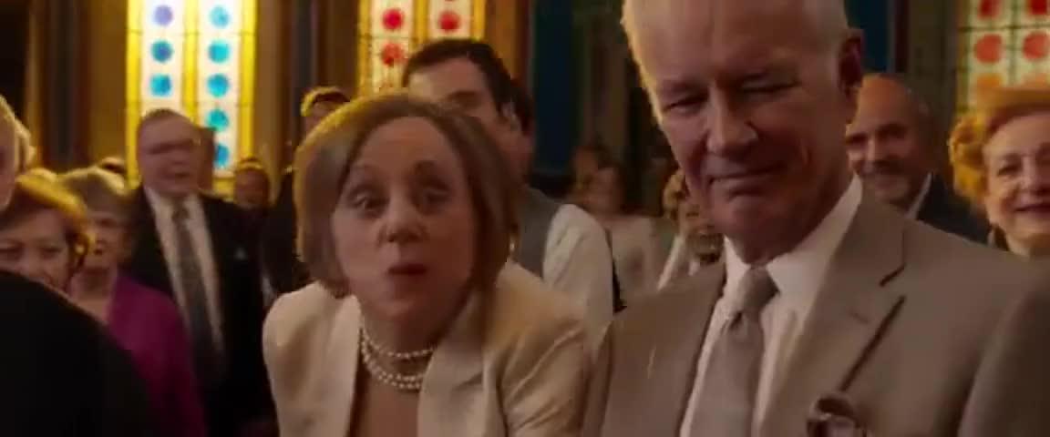 My Big Fat Greek Wedding Quotes.Yarn Spits My Big Fat Greek Wedding 2 2016 Video