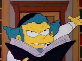 Blah, blah, blah... Moses!