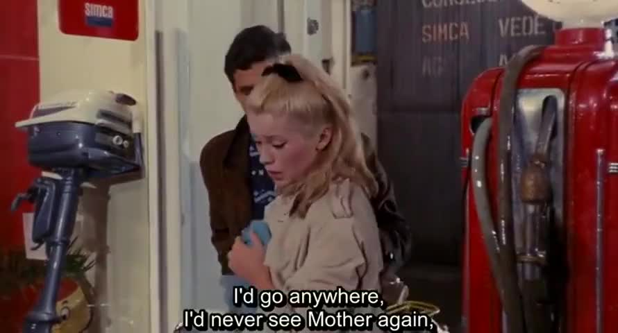 """Quiz for What line is next for """"The Umbrellas of Cherbourg """"? screenshot"""