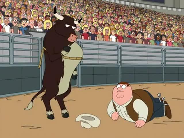 I'm a breeding bull.