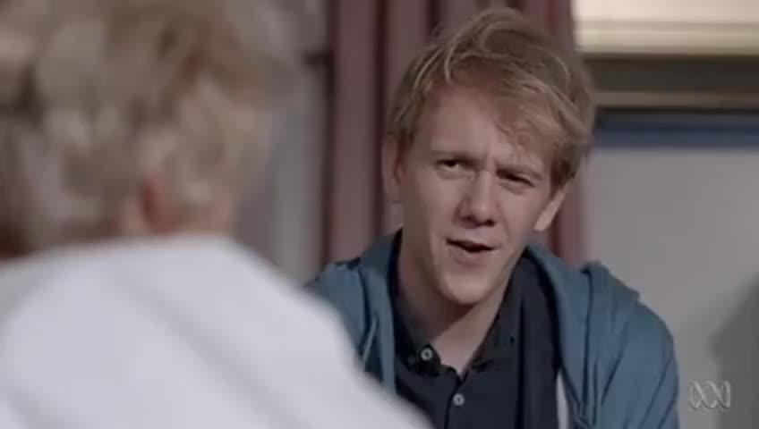 - Oh, fuck, Mum. - No, please don't swear, Josh.
