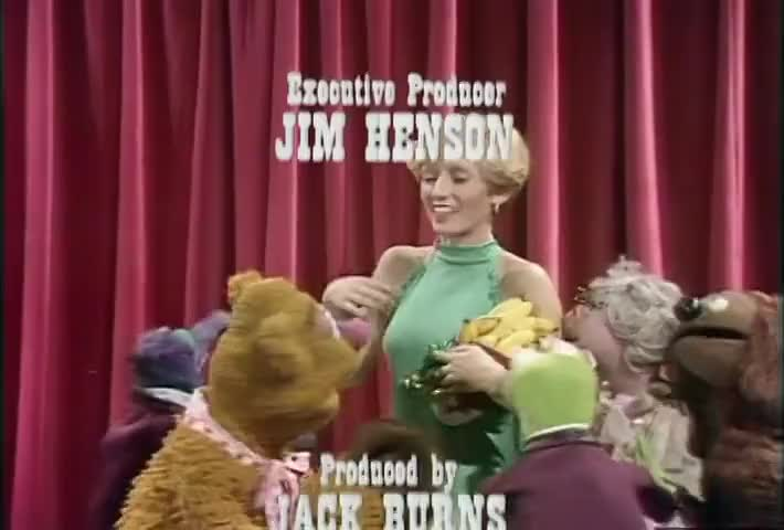 """(♪ """"The Muppet Show"""" theme)"""