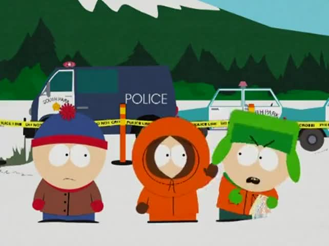 I AM taking it personally because Cartman is a retard!