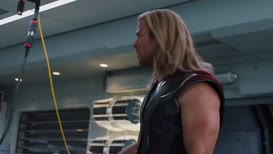 THOR: The Tesseract belongs on Asgard. No human is a match for it.