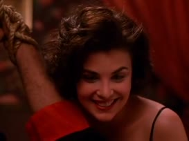 Well, I'm Audrey Horne and I get what I want.