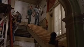 STAIRS... WE HAVE STAIRS!!!
