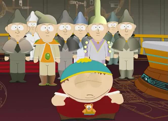 Clip image for 'Butters? Butters, you black asshole!