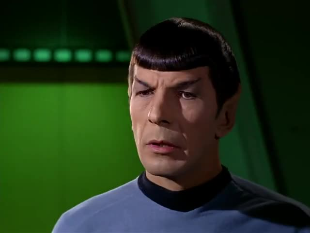I'm merely saying it would be illogical to kill without reason.