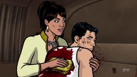 God damn it, Archer! I am not giving you a blowjob!