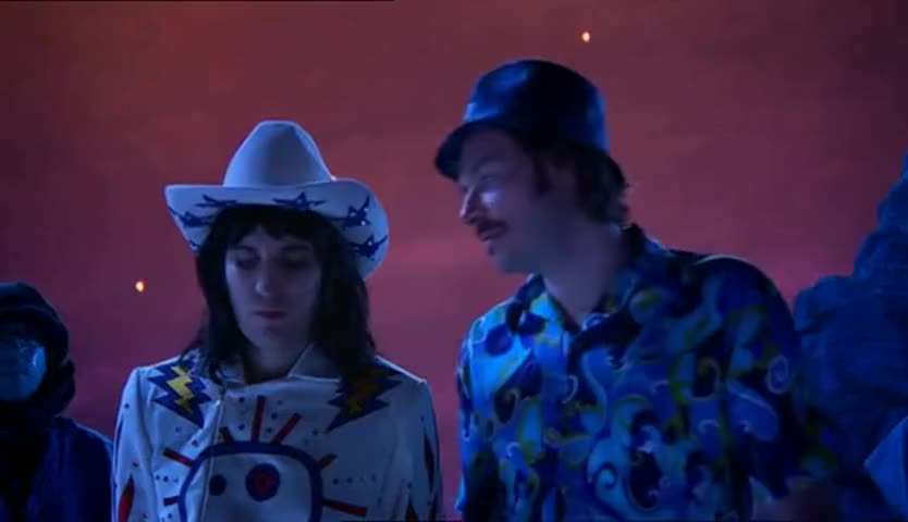 """Quiz for What line is next for """"The Mighty Boosh """"? screenshot"""