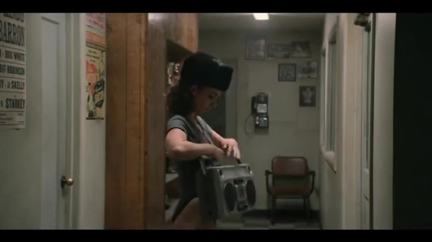 - Zoya the Destroyer. - [Russian music playing on boom box]