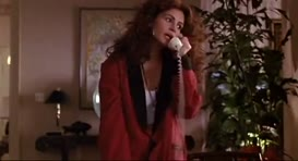 - I told you not to pick up the phone. - Then stop callin' me.