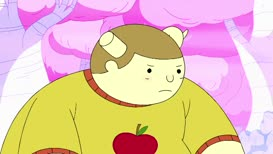 TREE TRUNKS AND MR PIG: Sweet P!