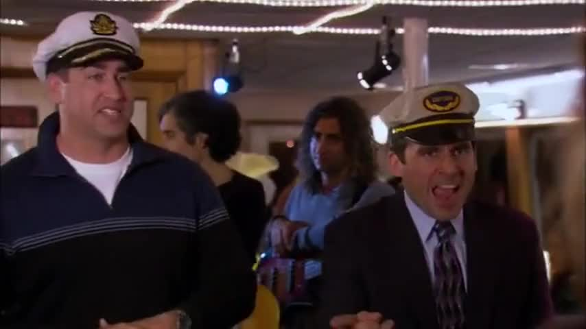 And I'm your party captain, too!