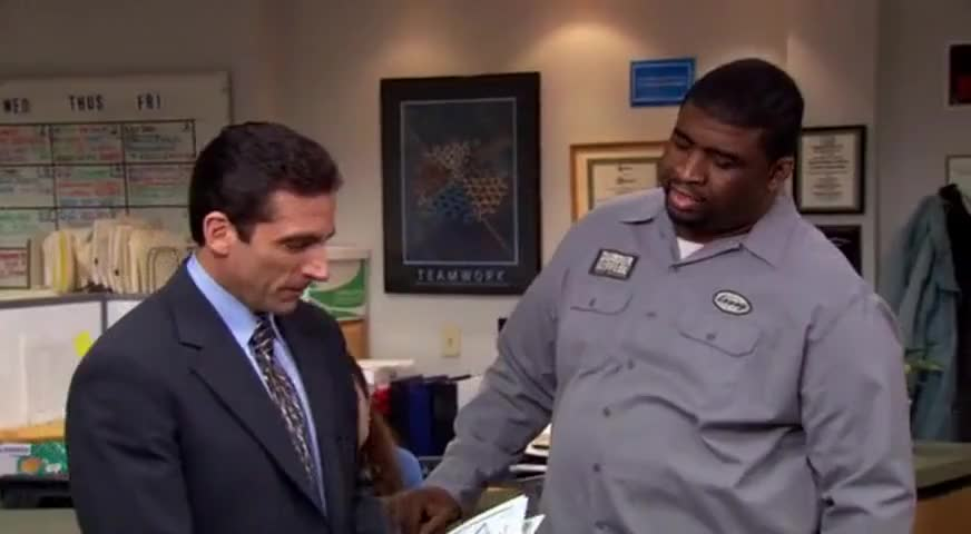 The Office Fat