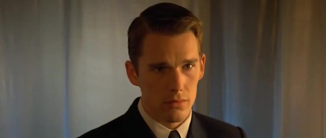gattaca thesis Gattaca is a movie in which many common themes are apparent the themes that will be discussed are potential, determination and perfection although many more themes occur in gattaca, these are the most relevant ones.