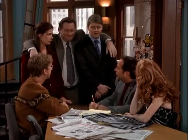 """Quiz for What line is next for """"NewsRadio """"? screenshot"""