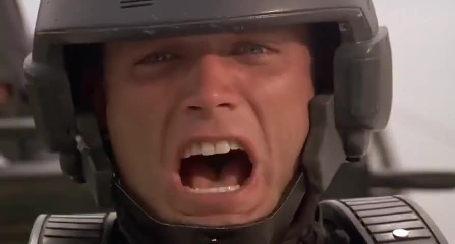 Image result for Starship Troopers MEDIC