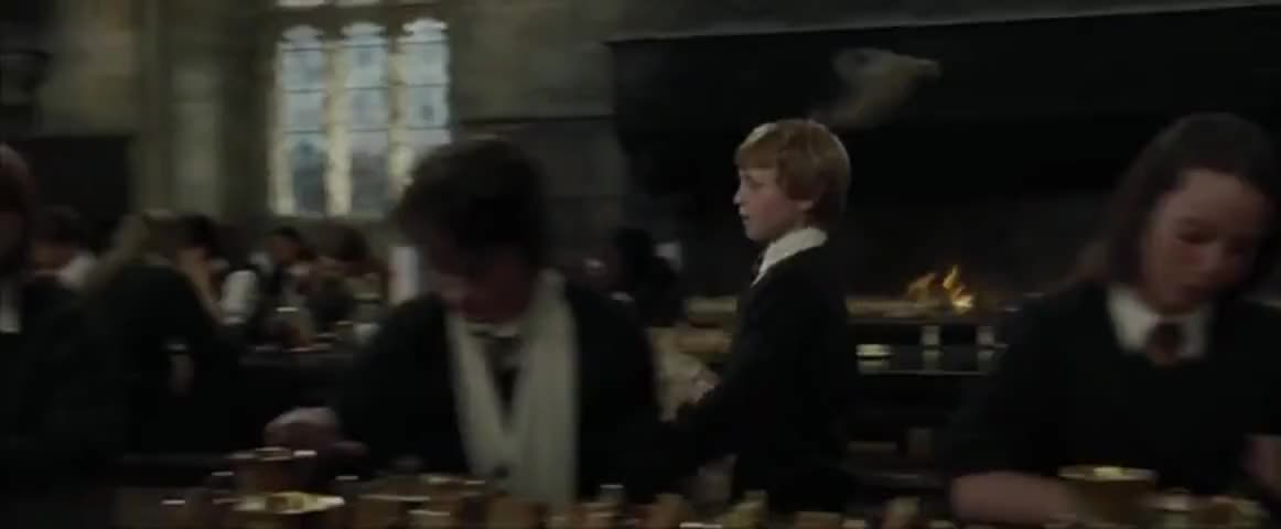 Parcel for you, Mr. Weasley.