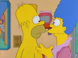 """Quiz for What line is next for """"The Simpsons """"?"""