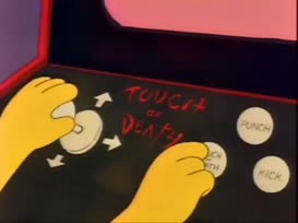 Touch of Death! Touch of Death!