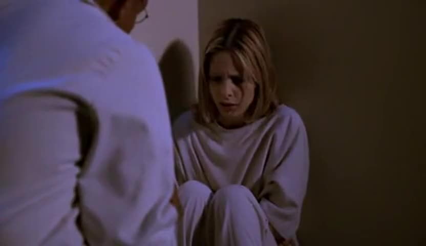 - Sunnydale. - No, none of that's real, none of it.
