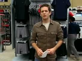 Penis? No. It's a... a bicep. Bro.