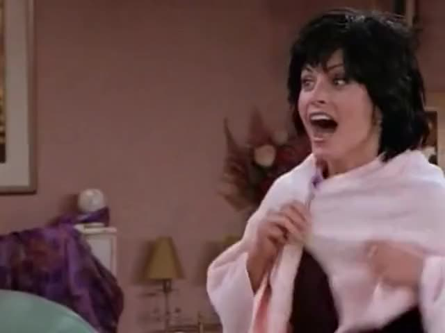 I said I wanted it like Demi Moore!