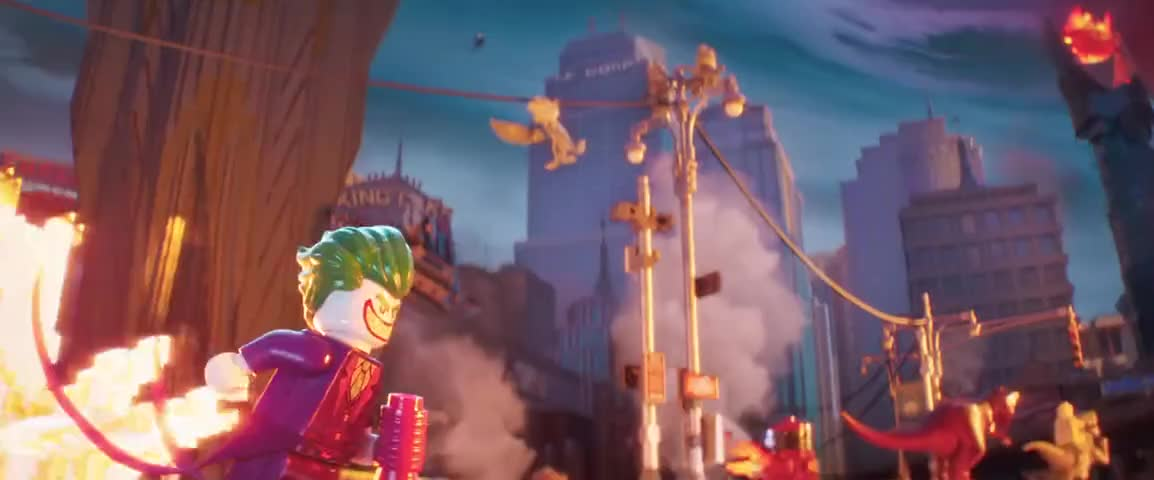 Yarn Hey Sauron Doesn T Your Flaming Eye The Lego Batman Movie Video Clips By Quotes Clip D836e57f B4fb 4137 Bc48 6245ee389996 紗