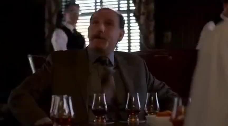 Yeah. Enjoy nose-fucking your whiskey!
