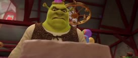 Shrek? Are you Okay?