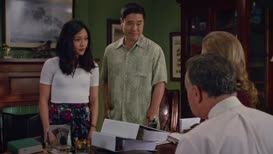 """Quiz for What line is next for """"Fresh Off the Boat """"?"""