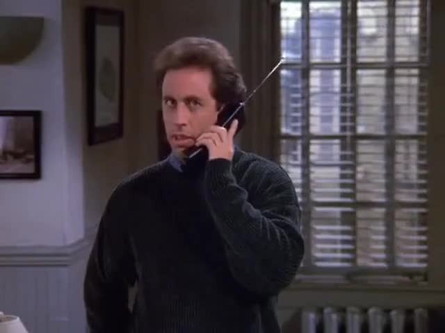 Jerry, you really have to take better care of yourself.