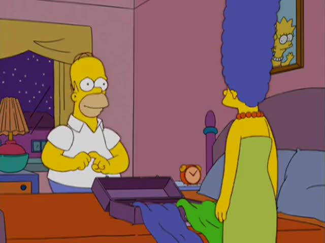 BART: You're never alone in this crap shack!