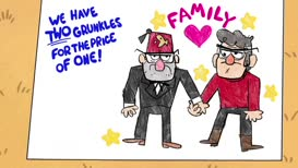 """Quiz for What line is next for """"Gravity Falls """"?"""