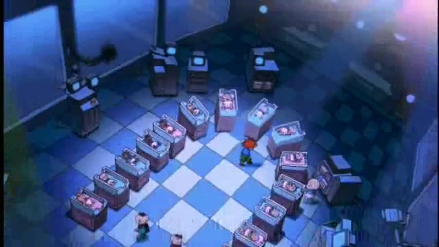 ♪ AND POPULATED BY FUZZY PIGS ♪