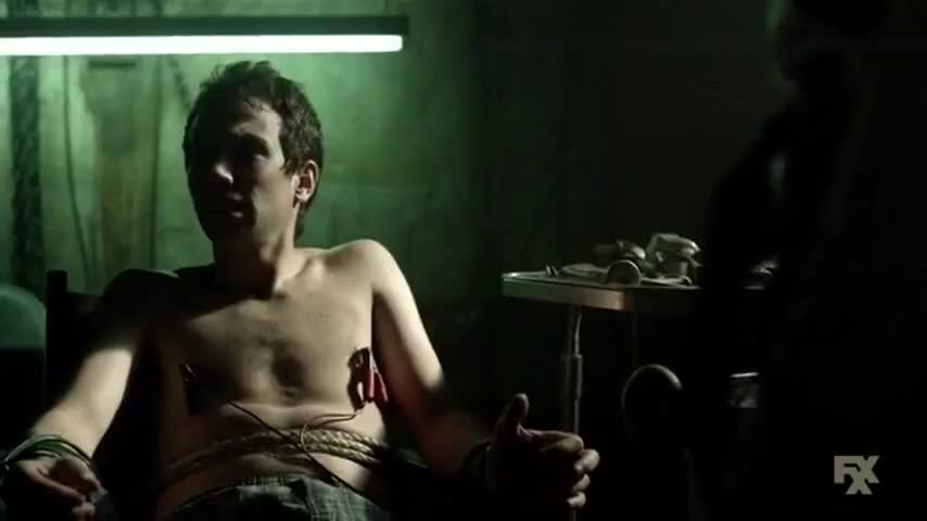 - into a torture chamber. - Come on.