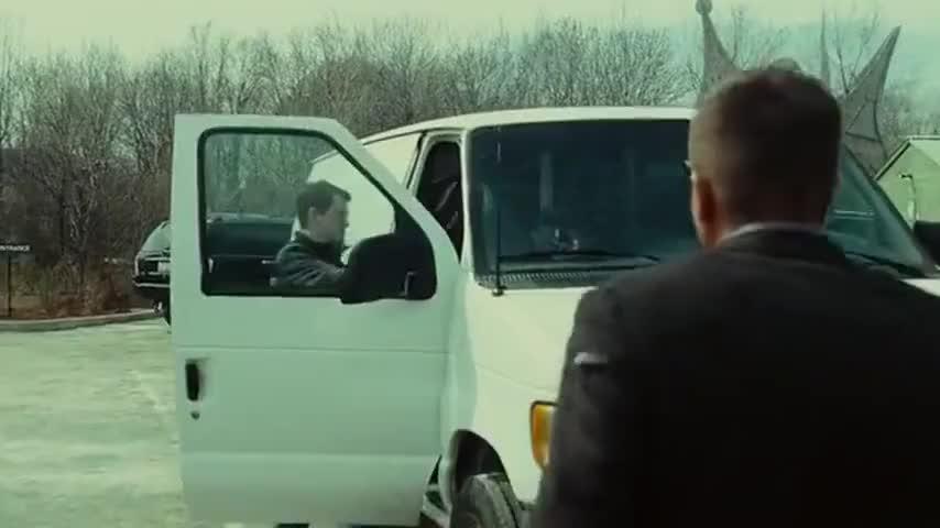 - Derek Frost. - Yes?