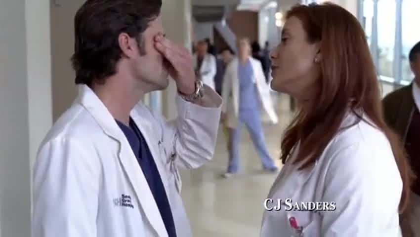 - Dr. Shepherd? - Yeah?
