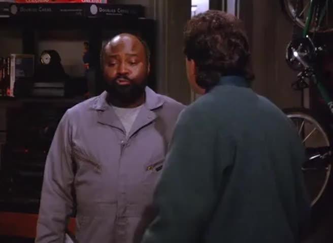 I don't explain them, Mr. Seinfeld. I just exterminate them.