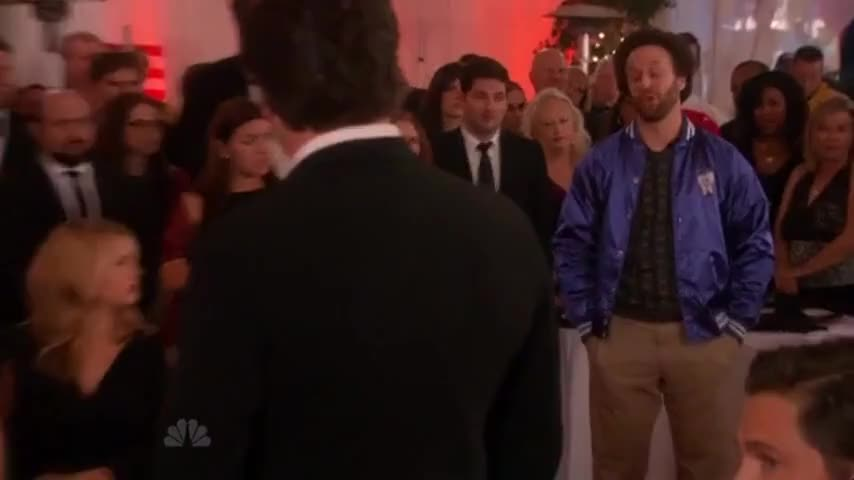 Boo, boo, Leslie, boo.