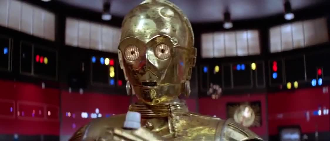 """Quiz for What line is next for """"Star Wars: Episode IV - A New Hope """"? screenshot"""