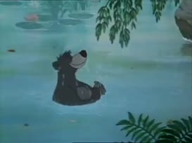 """Quiz for What line is next for """"The Jungle Book """"?"""