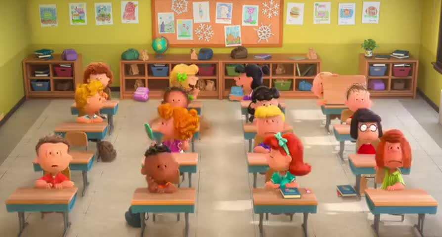Clip image for 'ALL: Aww, not the yearly standardized test again!