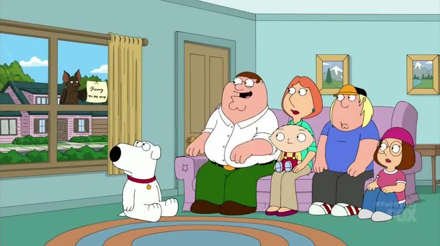 Kartun Family Guy Sudah Prediksikan Pandemi Covid-19