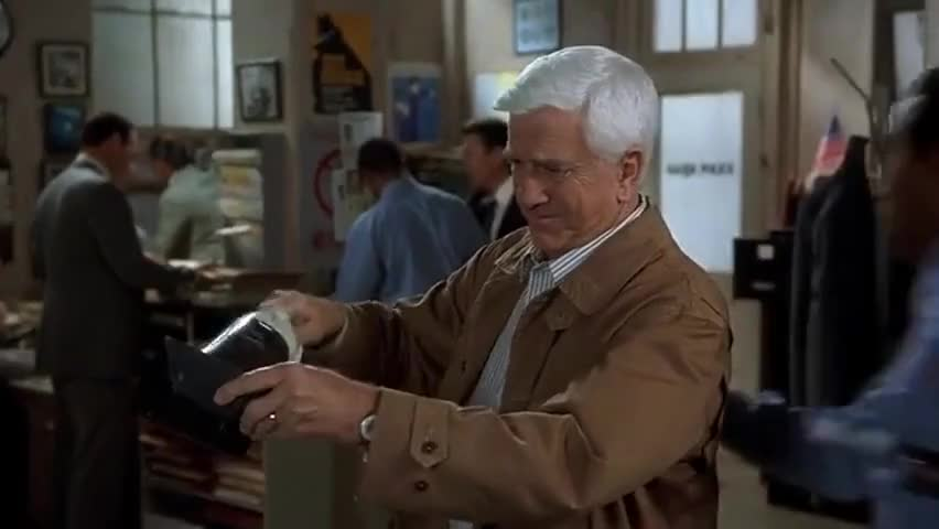 """Quiz for What line is next for """"Naked Gun 33 1/3: The Final Insult """"? screenshot"""