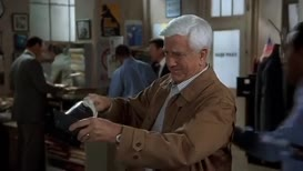 """Quiz for What line is next for """"Naked Gun 33 1/3: The Final Insult """"?"""