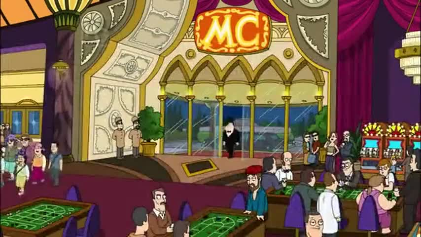 ANNOUNCER: Previously on American Dad...