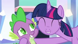 Of course! You're a celebrity here in the Crystal Empire